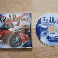 Videojuegos y Consolas: TOTAL RACING JUEGO PC EDICIÓN ESPAÑOLA. Lote 41302435