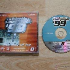 Videojuegos y Consolas: PRISONER OF ICE LA COLECCIÓN DE VIDEOJUEGOS '99 JUEGO PC EDICIÓN ESPAÑOLA. Lote 41302908