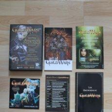 Videojuegos y Consolas: GUILD WARS SPECIAL EDITION JUEGO PC EDICIÓN ESPAÑOLA. Lote 41401548
