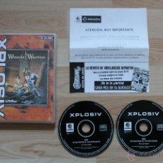 Videojuegos y Consolas: WIZARDS & WARRIORS JUEGO PC EDICIÓN ESPAÑOLA. Lote 41413836
