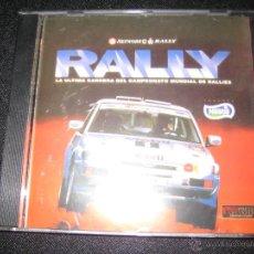 Videojuegos y Consolas: JUEGO DE PC - RALLY - NESTLE. Lote 41483951