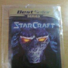 Videojuegos y Consolas: STARCRAFT BEST SELLER SERIES BLIZZARD JUEGOS PC CASTELLANO. Lote 41523074