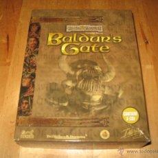 Videojuegos y Consolas: JUEGO PC BALDUR'S GATE PUERTA DE BALDUR ROL RPG FORGOTTEN REALMS DUNGEONS & DRAGONS PRIMERA VERSIÓN. Lote 41666437