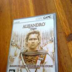 Videojuegos y Consolas: ALEJANDRO MAGNO UBISOFT JUEGO PC CD ROM 2 CDS COMPLETO. Lote 88783674