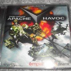 Videojuegos y Consolas: APACHE HAVOC - ENEMY ENGAGED PARA PC - JUEGO EN RED. Lote 42602159