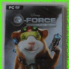Videojuegos y Consolas: JUEGO P C G - FORCE LICENCIA PARA ESPIAR. Lote 42721480