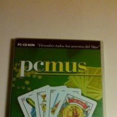 Videojuegos y Consolas: PC MUS JUEGO PC CD ROM AÑO 2004. Lote 42908878