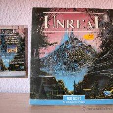 Videojuegos y Consolas - UNREAL IBM PC Español Completo PRECINTADO No Amiga - 43587754