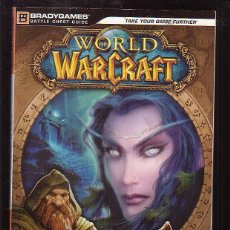 Videojuegos y Consolas: GUÍA OFICIAL WORLD OF WARCRAFT, THE BURNING CRUSADE ( DOS GUIAS ). Lote 157910013