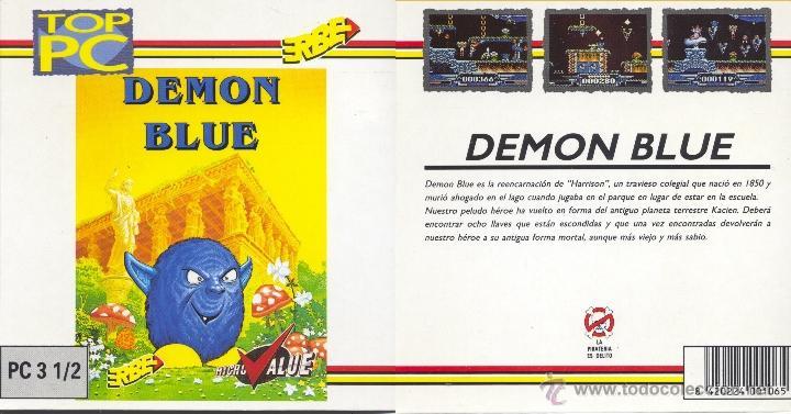 JUEGO PC 3,5 - DEMON BLUE (Juguetes - Videojuegos y Consolas - PC)
