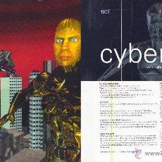 Videojuegos y Consolas: JUEGO PC CD-ROM - CYBERWAR. Lote 43843220