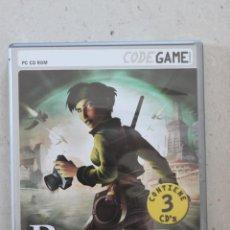 Videojuegos y Consolas: BEYOND GOOD & EVIL - PC. Lote 44007768