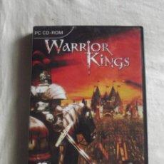 Videojuegos y Consolas: JUEGO PC CD ROM WARRIOR KINGS. Lote 44429479