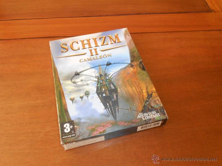 Videojuegos y Consolas: SCHIZM 2 CAMALEÓN, PC CD ROM, JUEGO PARA ORDENADOR THE ADVENTURE COMPANY - Foto 3 - 44672307