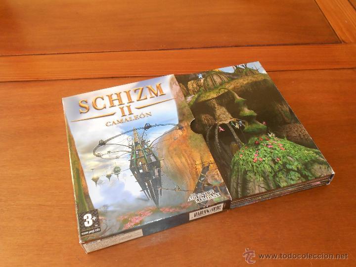 Videojuegos y Consolas: SCHIZM 2 CAMALEÓN, PC CD ROM, JUEGO PARA ORDENADOR THE ADVENTURE COMPANY - Foto 4 - 44672307