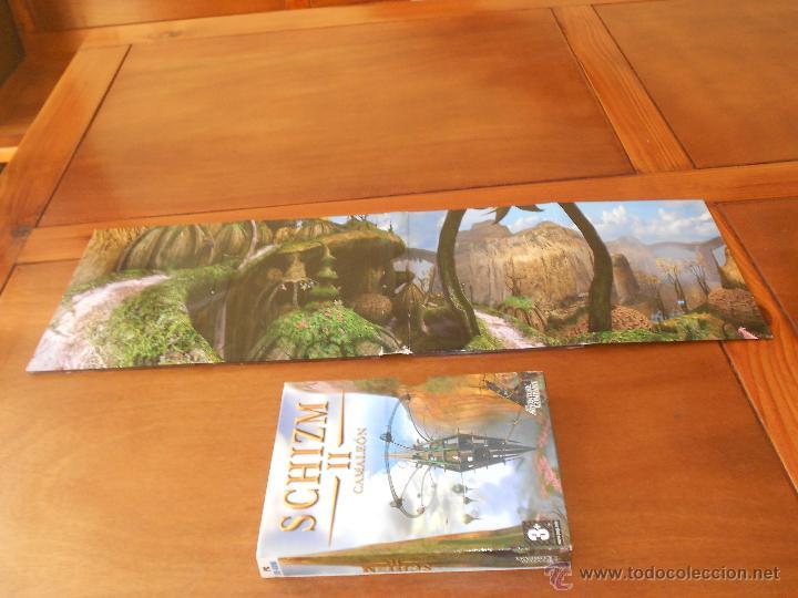 Videojuegos y Consolas: SCHIZM 2 CAMALEÓN, PC CD ROM, JUEGO PARA ORDENADOR THE ADVENTURE COMPANY - Foto 6 - 44672307