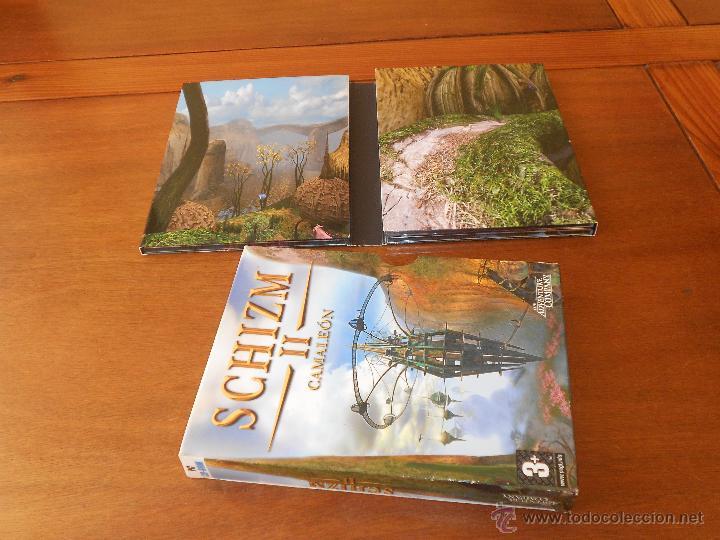 Videojuegos y Consolas: SCHIZM 2 CAMALEÓN, PC CD ROM, JUEGO PARA ORDENADOR THE ADVENTURE COMPANY - Foto 7 - 44672307
