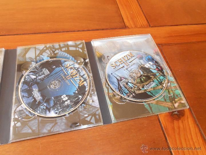 Videojuegos y Consolas: SCHIZM 2 CAMALEÓN, PC CD ROM, JUEGO PARA ORDENADOR THE ADVENTURE COMPANY - Foto 8 - 44672307