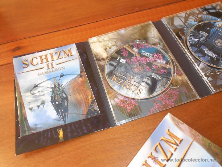 Videojuegos y Consolas: SCHIZM 2 CAMALEÓN, PC CD ROM, JUEGO PARA ORDENADOR THE ADVENTURE COMPANY - Foto 9 - 44672307