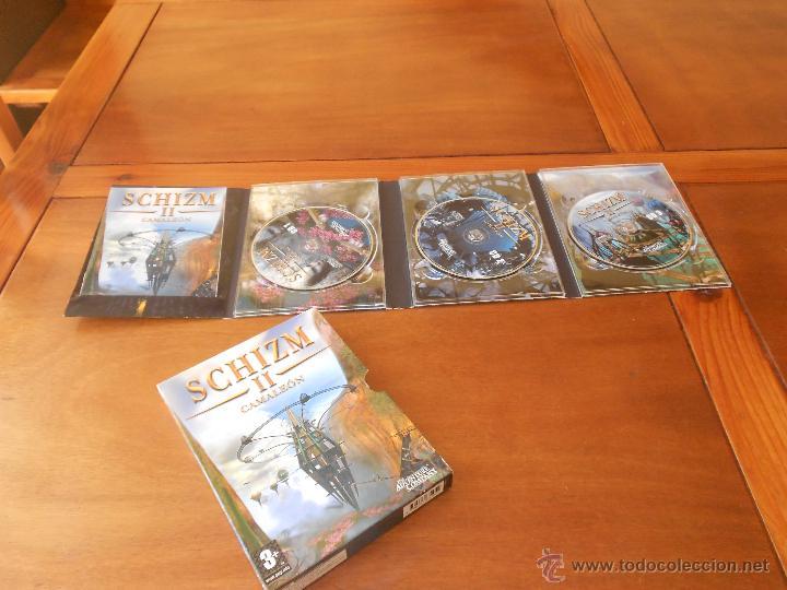 Videojuegos y Consolas: SCHIZM 2 CAMALEÓN, PC CD ROM, JUEGO PARA ORDENADOR THE ADVENTURE COMPANY - Foto 10 - 44672307
