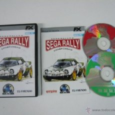 Videojuegos y Consolas: SEGA RALLY 2 CHAMPIONSHIP / PC / CD . Lote 44772945