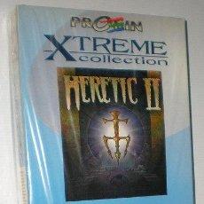 Videojuegos y Consolas: HERETIC II [RAVEN] ACTIVISION [1998] PROEIN [PC CDROM] [EDICIÓN ESPAÑOLA] 2. Lote 44965812