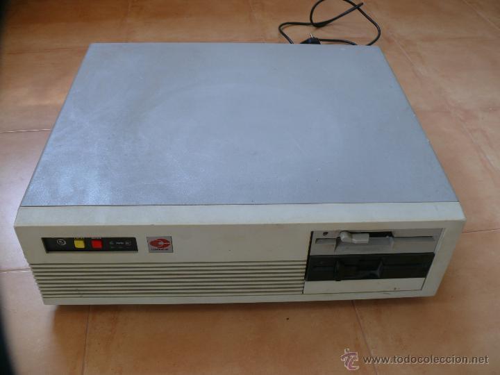 NUNCA VISTO ORDENADOR ANTIGUO COMTRAD 88 COMPATIBLE IBM Y AMSTRAD AÑOS 80 ESPAÑA (Juguetes - Videojuegos y Consolas - PC)