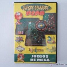 Videojuegos y Consolas: JUEGOS REUNIDOS AZAR PC CD-ROM MERLIN SOFTWARE. Lote 45046132