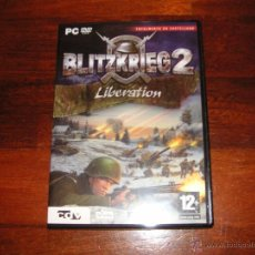 Videojuegos y Consolas: BLITZKRIEG II. Lote 45745618
