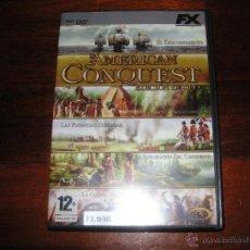 Videojuegos y Consolas: AMERICAN CONQUEST. Lote 45745763