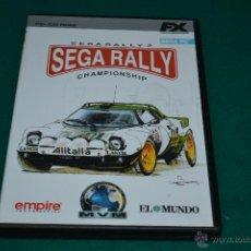 Videojuegos y Consolas: JUEGO PC SEGA RALLY 2 FX. Lote 45761965