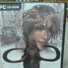 Videojuegos y Consolas: JUEGO PC CD ROM SYBERIA II. Lote 45828700