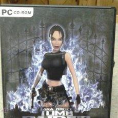 Videojuegos y Consolas: JUEGO PC CD ROM TOMB RAIDER EL ÁNGEL DE LA OSCURIDAD. Lote 45828744