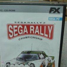 Videojuegos y Consolas: JUEGO PC CD ROM SEGA RALLY 2 CHANPIONSHIP. Lote 45828776