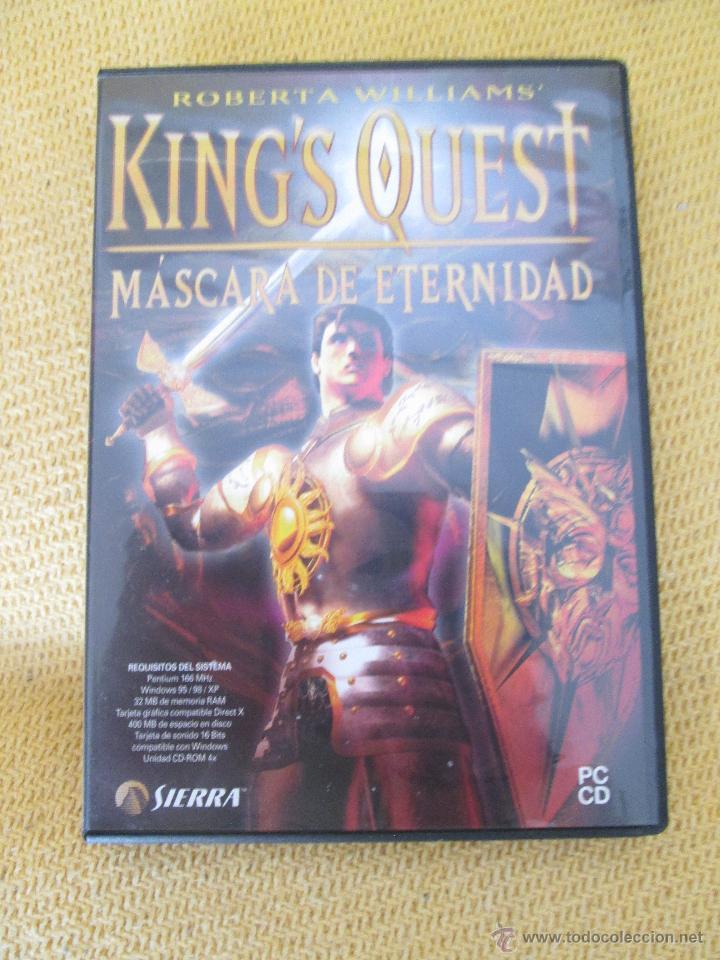 KING`S QUEST (MASCARA DE ETERNIDAD) JUEGO PC (Juguetes - Videojuegos y Consolas - PC)