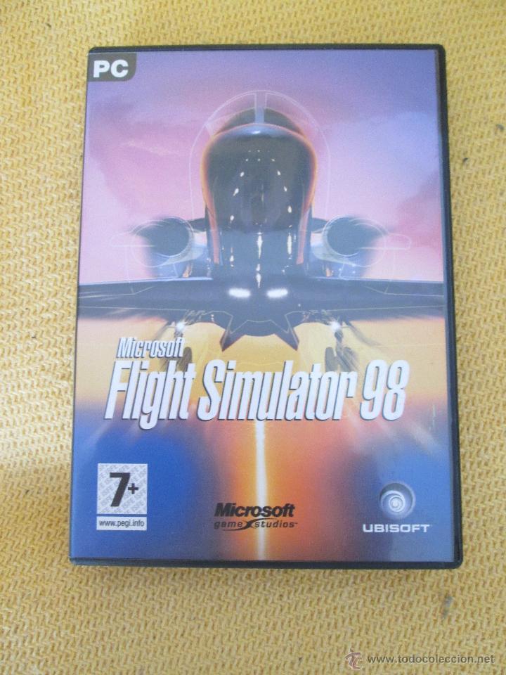 FLIGHT SIMULATOR 98 (Juguetes - Videojuegos y Consolas - PC)