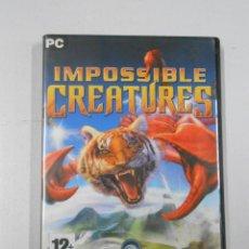 Videojuegos y Consolas - IMPOSSIBLE CREATURES PC UBISOFT. TDKV2 - 46072233