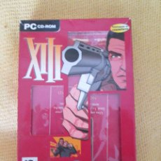 Videojuegos y Consolas: PC XIII EN CAJA. Lote 97445370