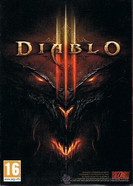 Dvd Diablo 3
