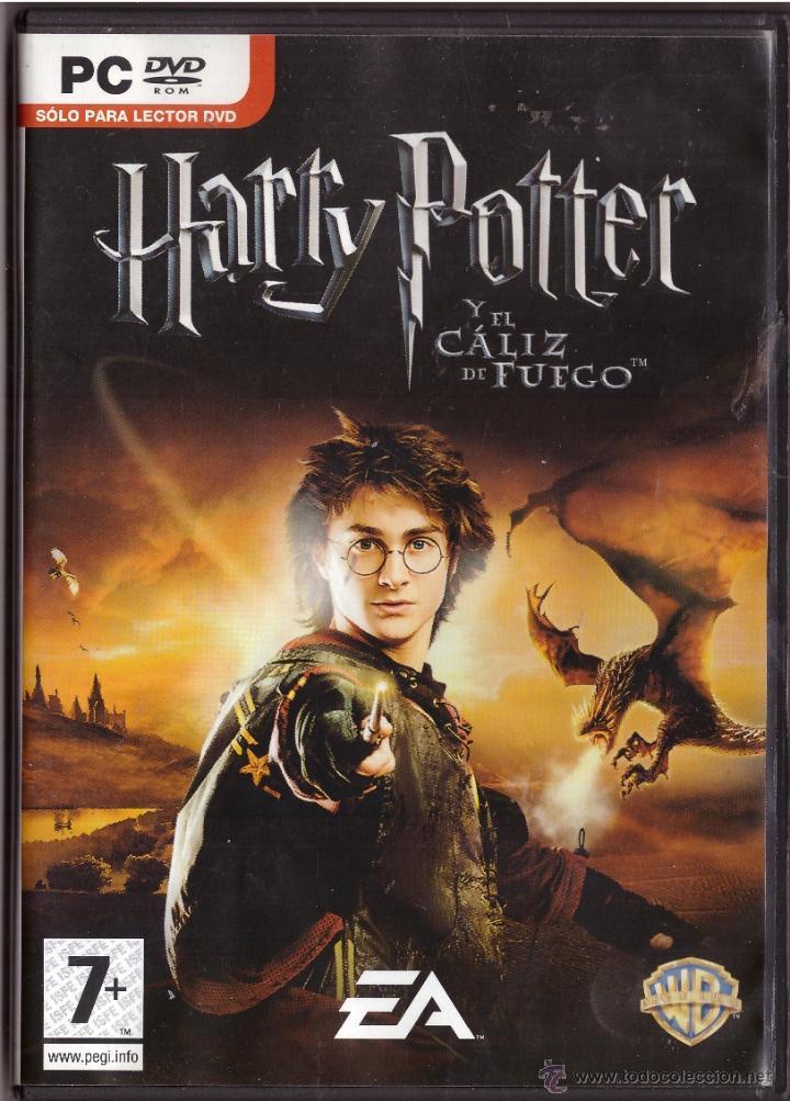 Juego Para Pc Harry Potter Y El Caliz De Fuego Comprar