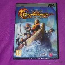 Videojuegos y Consolas: DRAKENSANG THE RIVER OF TIME - PC - ¡¡PRECINTADO!!. Lote 46608707