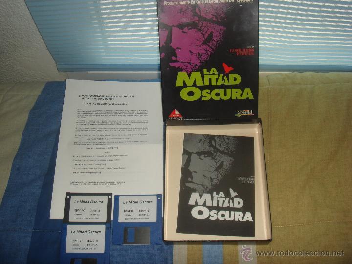 LA MITAD OSCURA - PC 3 1/2 (Juguetes - Videojuegos y Consolas - PC)