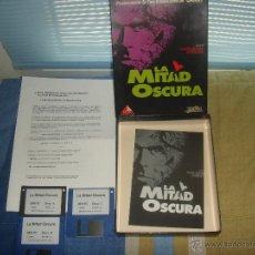 Videojuegos y Consolas: LA MITAD OSCURA - PC 3 1/2. Lote 46706538