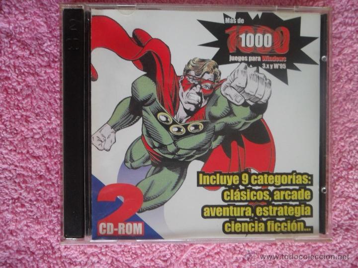 El Bicho Verde 1995 Juegos Clasicos Arcade 2 Cd Comprar
