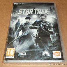 Videojuegos y Consolas: STAR TREK , JUEGO A ESTRENAR PARA PC. Lote 57321811