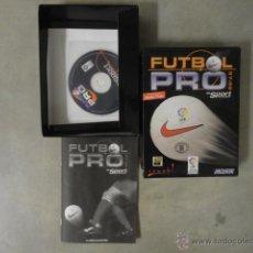 Videojuegos y Consolas: JUEGO ORIGINAL PC CD ROM FUTBOL PRO SPORT 97 98. Lote 47589498