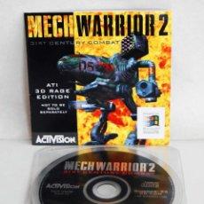 Videojuegos y Consolas: MECH WARRIOR 2 PARA PC. Lote 47904993