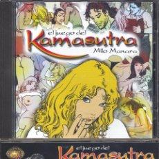 Jeux Vidéo et Consoles: JUEGO PC CD-ROM - EL JUEGO DEL KAMASUTRA DE MILO MANARA. Lote 48164441
