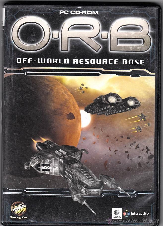 O-R-B - off world resource base