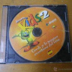 Videojuegos y Consolas: JUEGO PARA PC DINAMIC KIDS 2 . Lote 48354781